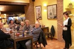 06_ Heitere Kurzgeschichten-Lesung im Restaurant Tavino in Calpe