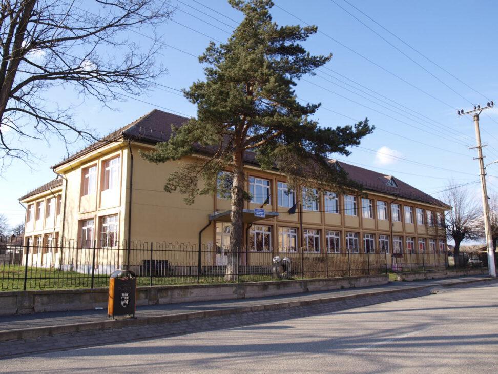 Das College in Talmesch heute